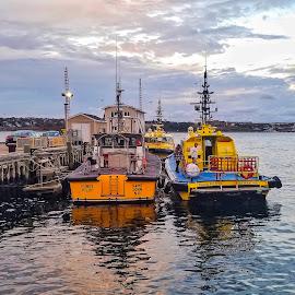 by Scott Schumacher - Transportation Boats