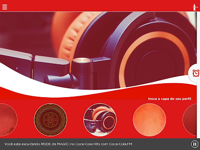 Coca-Cola.FM Brasil- screenshot thumbnail