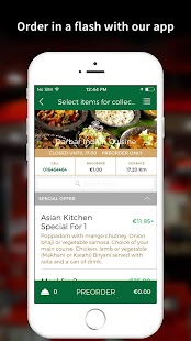 Darbar Indian Cuisine Dublin- screenshot thumbnail
