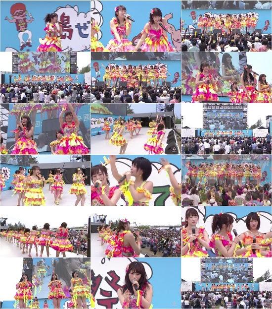 (TV-Music)(720p) NMB48 Part – Shima Zenbu de Ookina Matsuri 2017 Special Stage 170528