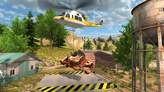 Helicopter Rescue Simulator 4