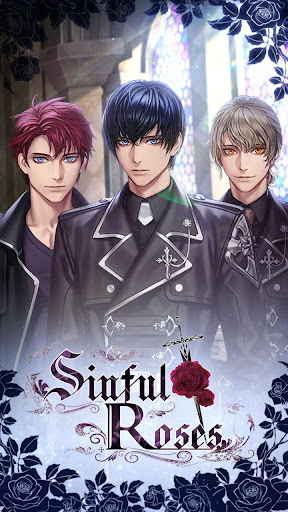 Sinful Roses : Romance Otome Game - screenshot