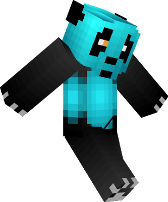 a cool panda