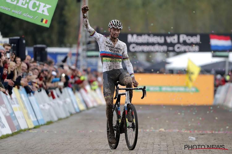 Wint Van der Poel straks ook in Niel? De wereldkampioen zat vanmorgen nog in Venetië