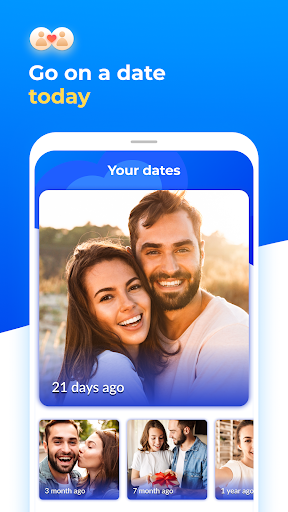 Dating and chat - iHappy 1.0.32 screenshots 3
