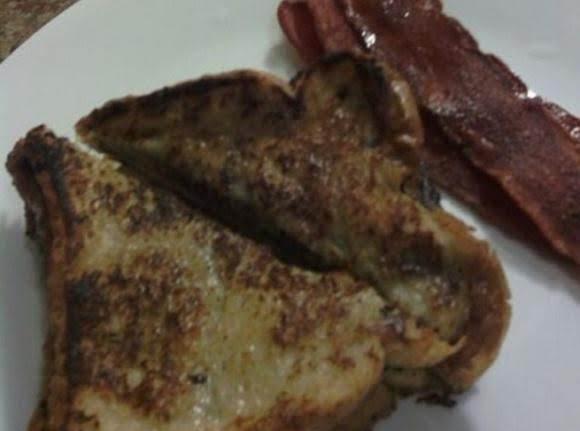 Kelli's Decadent Yet Classic French Toast