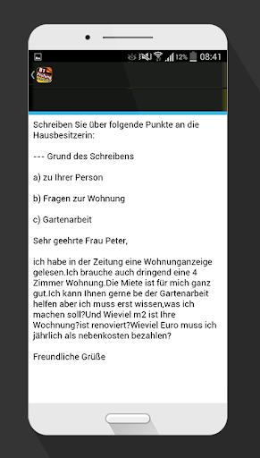 prfung b1 schreiben deutsch - B1 Prufung Brief Schreiben Beispiel