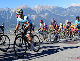 Viktor Verschaeve droeg ritzege in Tour de Savoie Mont Blanc op aan Bjorg Lambrecht