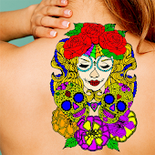 Tattoo Color By Number: Tattoo Coloring Book Pages Android APK Download Free By Coloring By Number - Pixel Art Games : Next Tech