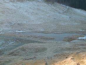 Photo: In alto si nota il sentiero per malga Solvia e Gavardina