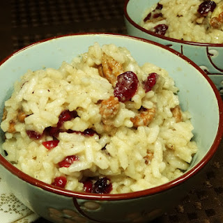 Cranberry Pecan Rice Recipe