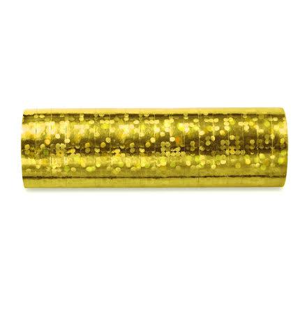 Serpentin - Guld