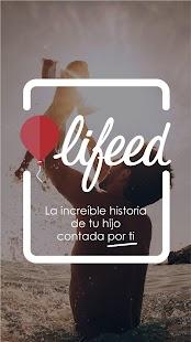 Lifeed - náhled