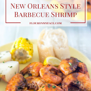 New Orleans Style Barbecue Shrimp.