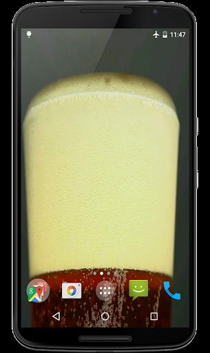 Beer Video Live Wallpaper
