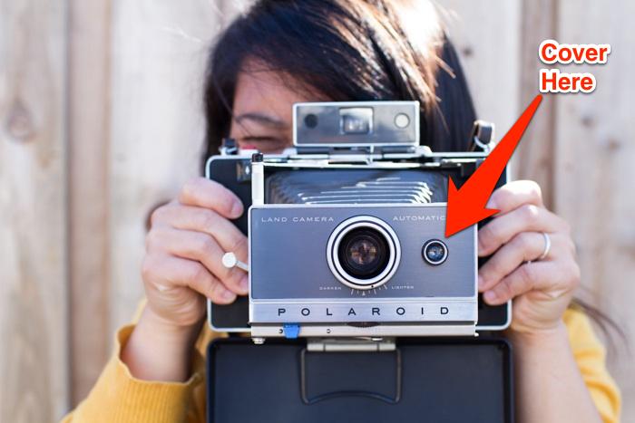 beginner s guide to polaroid part ii peel apart film by phil shen rh japancamerahunter com Film Polaroid 250 Polaroid 250 Land Camera Example