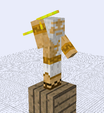 Zeus Mod for Minecraft Pocket