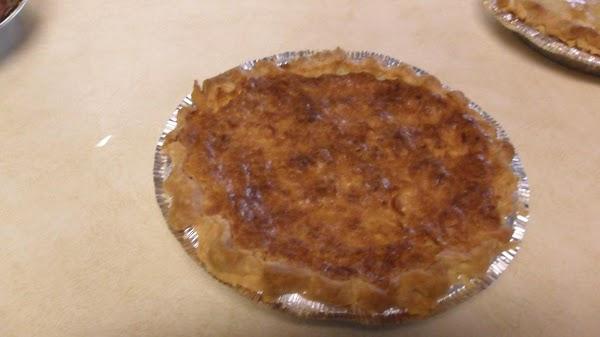 Coconut Pie Recipe