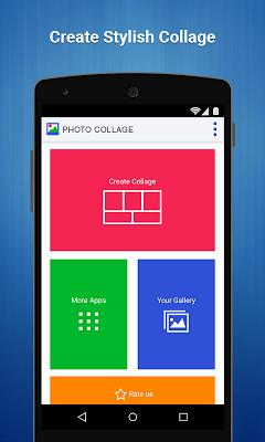 Collage Photo Frame - screenshot
