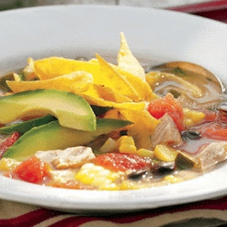 Summer Corn Tortilla Soup