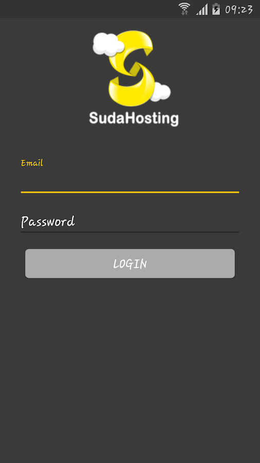 SudaHosting- screenshot