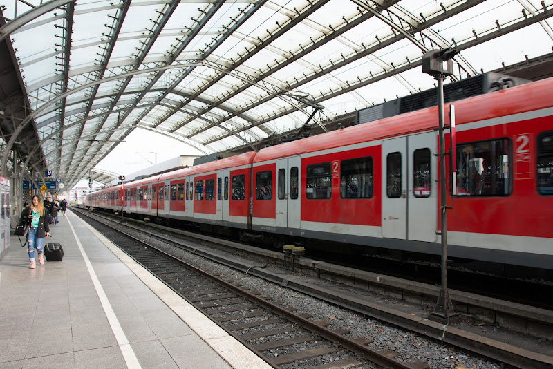 la stazione di Elisabetta Castellano