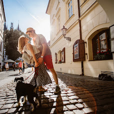 Wedding photographer Yulya Pushkareva (feelgood). Photo of 07.06.2018