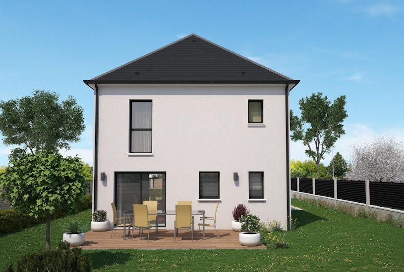Vente Terrain + Maison - Terrain : 1177m² - Maison : 90m² à Chevannes (45210)