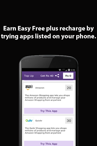 Free plus recharge