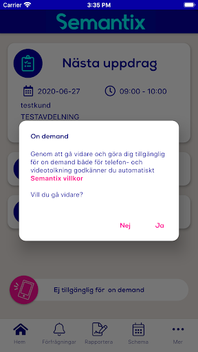 semantix for interpreters screenshot 2