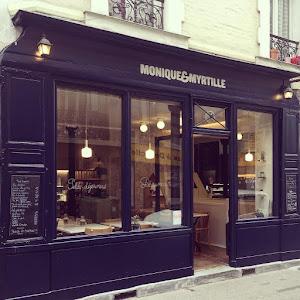 Café / Bar - Monique & Myrtille
