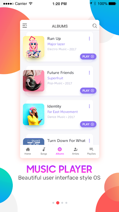 iMusic – Music Player for IOS 12, All Format APK Download - Apkindo