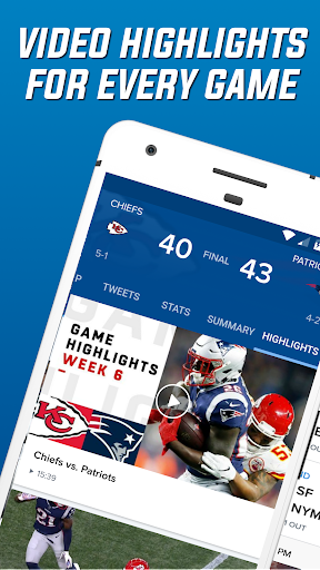 Download CBS Sports App - Scores, News, Stats & Watch Live MOD APK 1