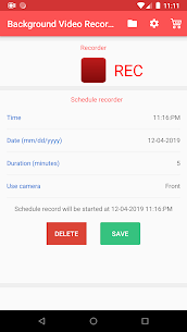 Background Video Recorder App Download For Android 5