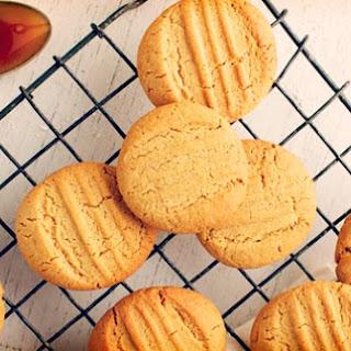 Simple Malt Biscuits