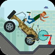Wheels Crash Test Simulator 2D
