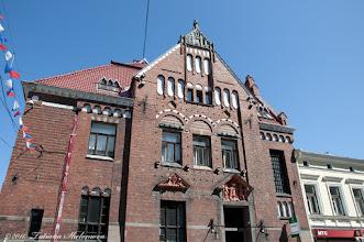 Photo: Бывший финский банк. Здание построено в 1910 году. Архитектор - Г. Нюстрём