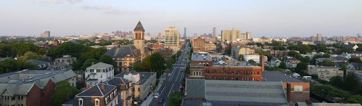 Photo: Panorama; Cambridge, MA