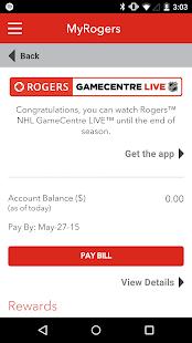 MyRogers - screenshot thumbnail