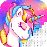 BitColor - Number Coloring Game 2018, pixel draw 3.1.2