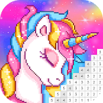 Pixel Art: Coloring Book Draw Doodle Arts Game 3.11.2