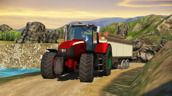 Download Cargo Tractor Simulator: Hill Climb Transport for PC and MAC