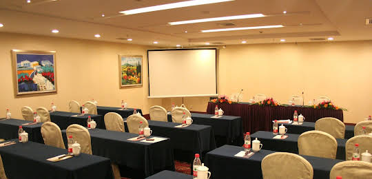 HNA Grand Hotel Shijingshan Beijing