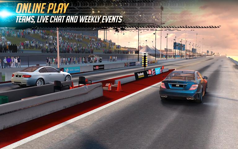 android Nitro Nation Racing Screenshot 4
