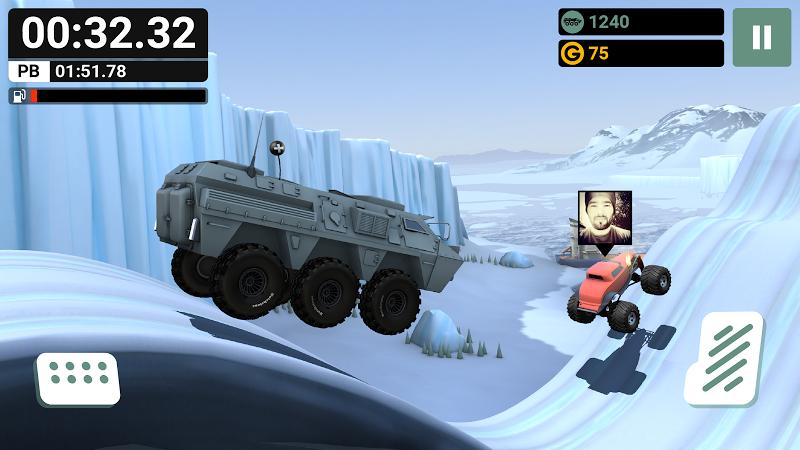 MMX Hill Dash Screenshot 8