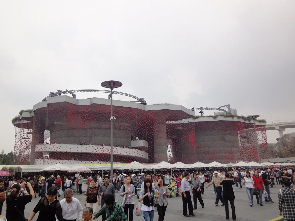 Pavillon Suisse à l'Exposition universelle Shanghai 2010