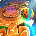 Gears - 3d Ball-Rolling Puzzle icon