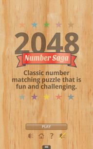 2048 Number Saga Free 1.4 MOD Apk Download 1