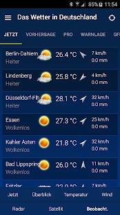 Das Wetter in Deutschland Screenshot 3