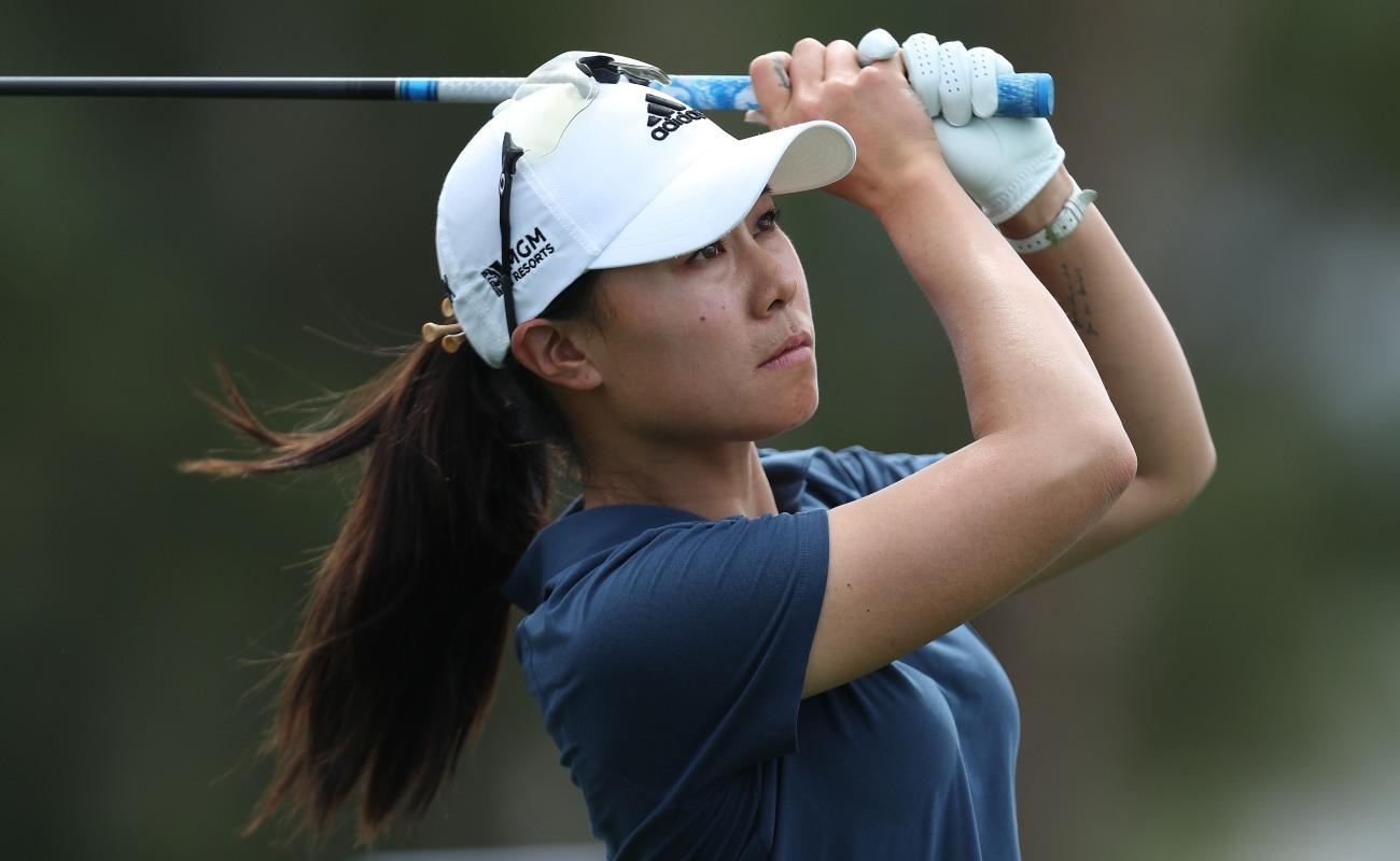 Danielle Kang LPGA